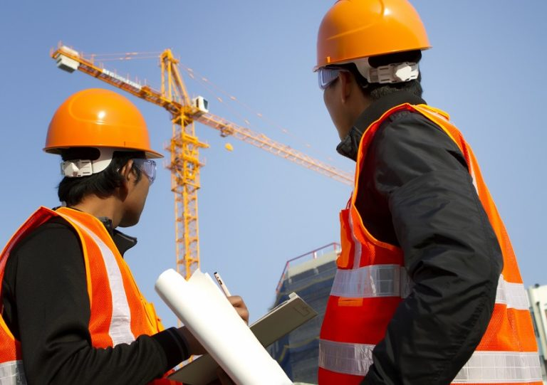 Evaluation of HSE practices at construction sites in