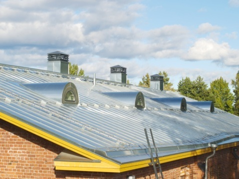 Roofs: Good, Better, and Best Choices for Your Building