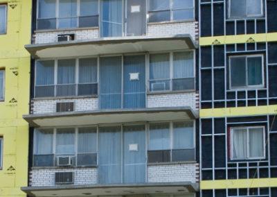 Balcony Exterior Repairs