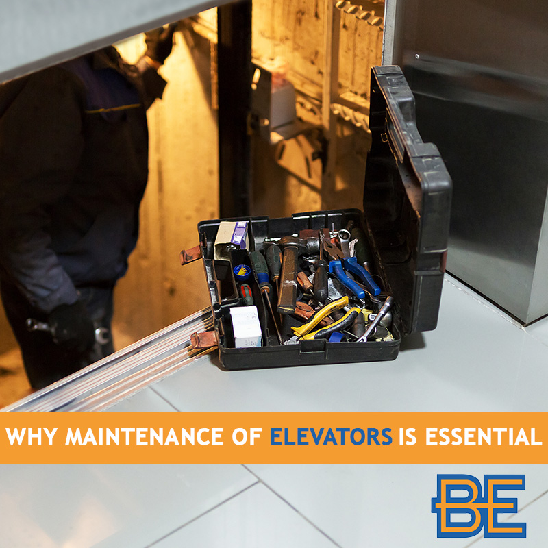 Why Maintenance of Elevators is Essential