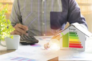 Energy audits are done on your own timeframe and on your schedule